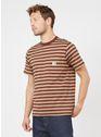 CARHARTT WIP Scotty Stripe, Offroad / Tanami Braun