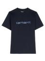 CARHARTT WIP Astro / Icesheet Blau