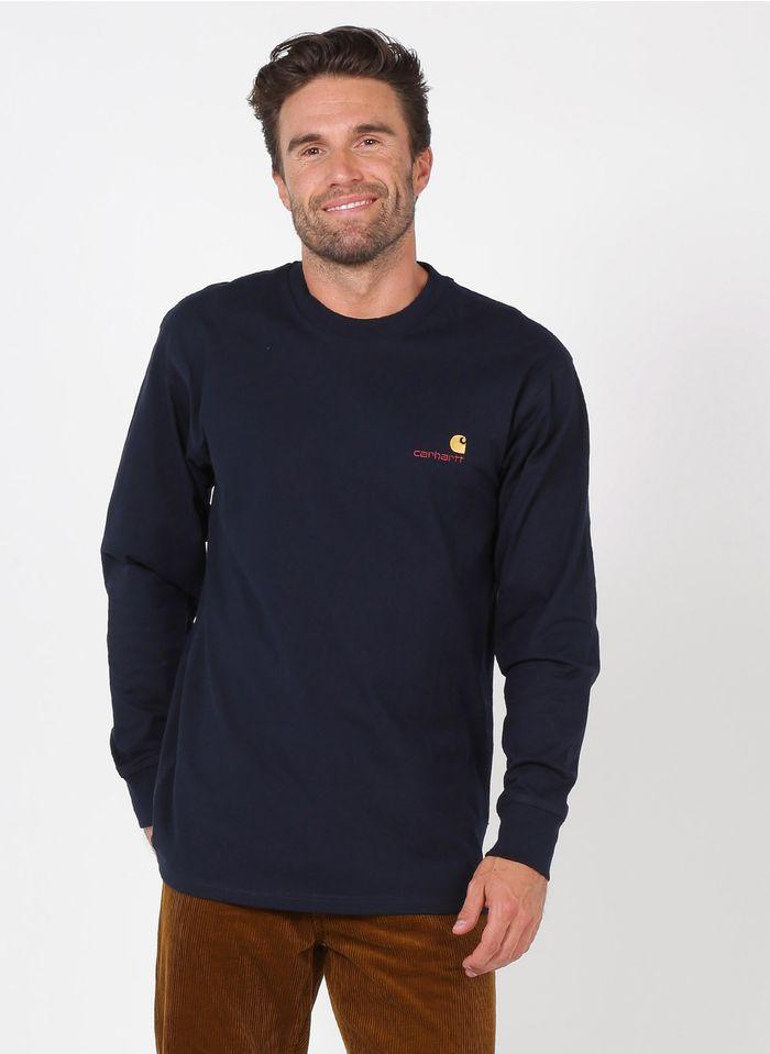 CARHARTT WIP T-Shirt in Blau