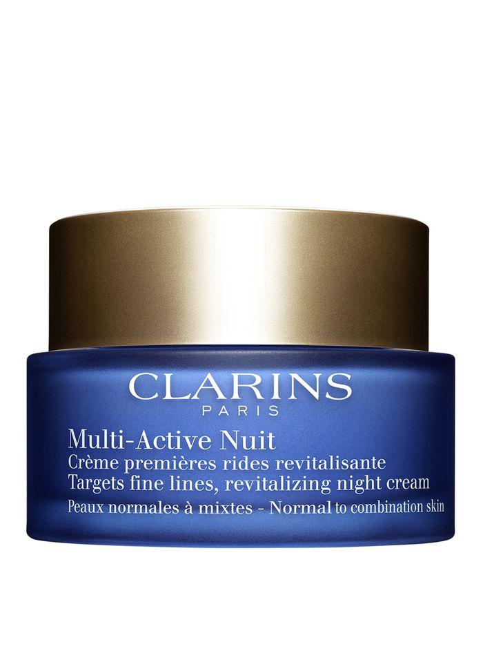 CLARINS Multi-Active Nuit Légère - Nachtcreme für alle Hauttypen