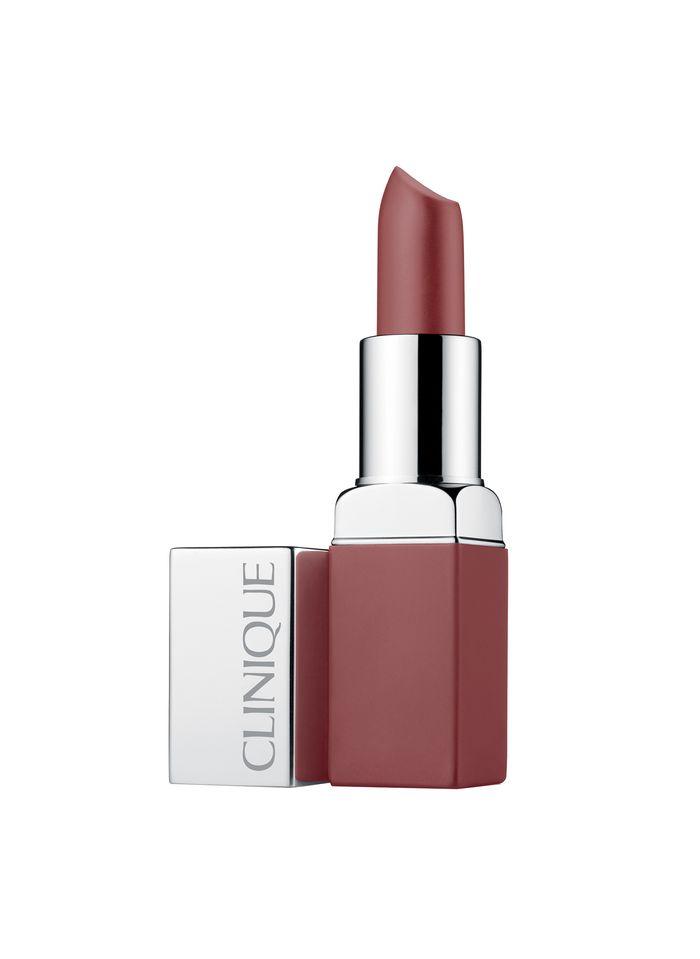 CLINIQUE Clinique Pop Rouge Mat - 2-in-1 Lippenstift und Primer in  - n°9 Beach Pop