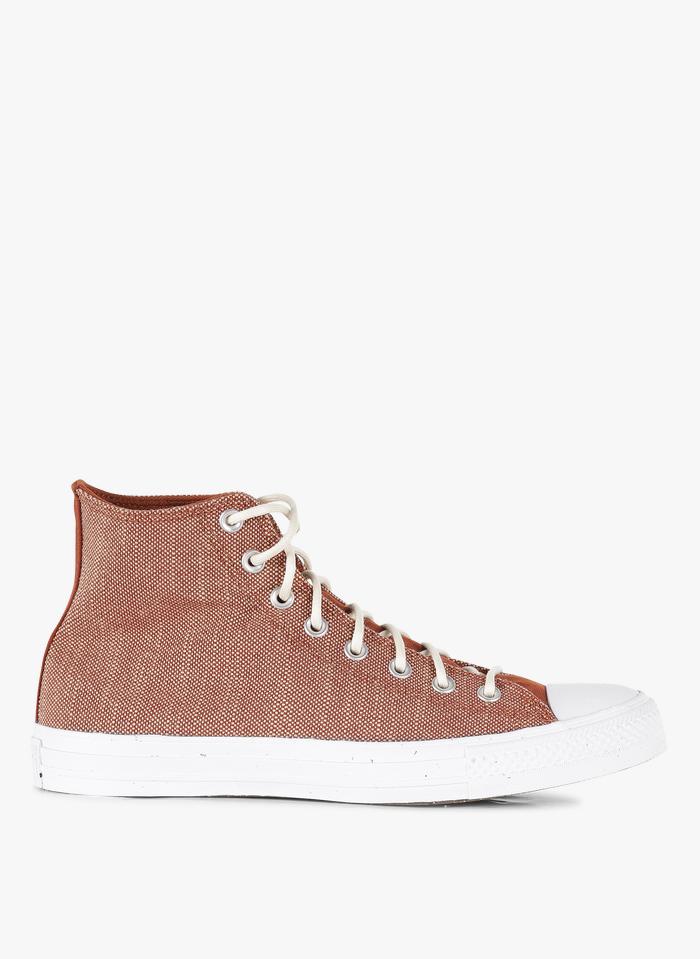 CONVERSE Converse All Star Chuck Taylor - Canvas-Sneaker in Braun
