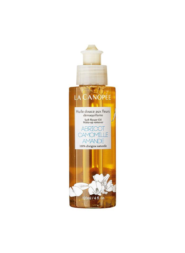 LA CANOPEE Mildes Reinigungsöl und Make-up-Entferner mit Kamillenextrakt