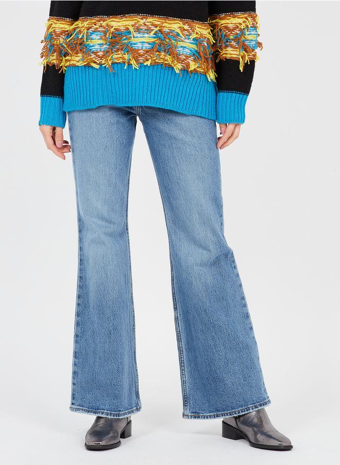 LEVI'S Flared Jeans in Blau