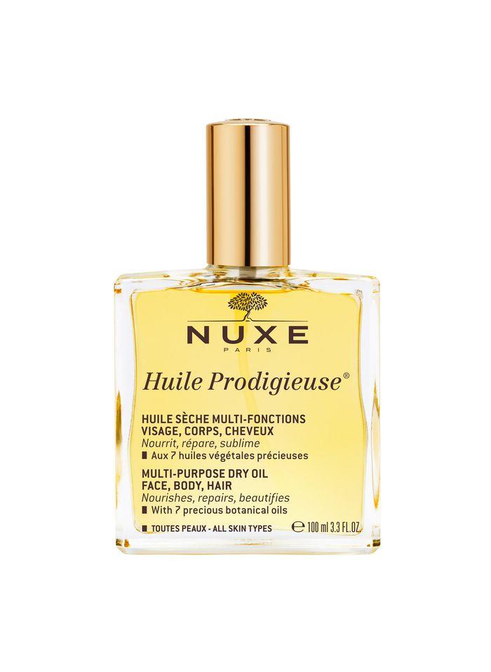 NUXE Huile prodigieuse - Multifunktions-Trockenöl für Gesicht, Körper, Haare