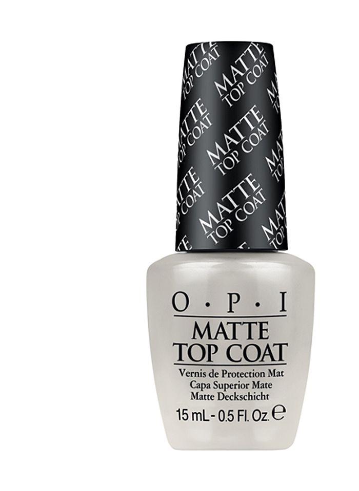 OPI NTT35 - Matter Top Coat