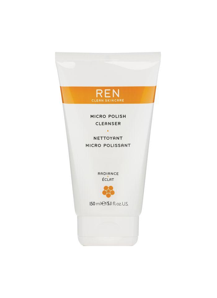 REN SKINCARE Micro Polish Cleanser - 2-in-1 Gesichtsreinigung  Peeling
