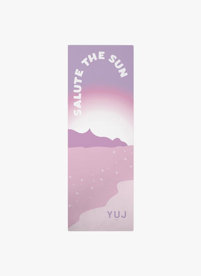 YUJ YOGA PARIS Yogamatte in Violett
