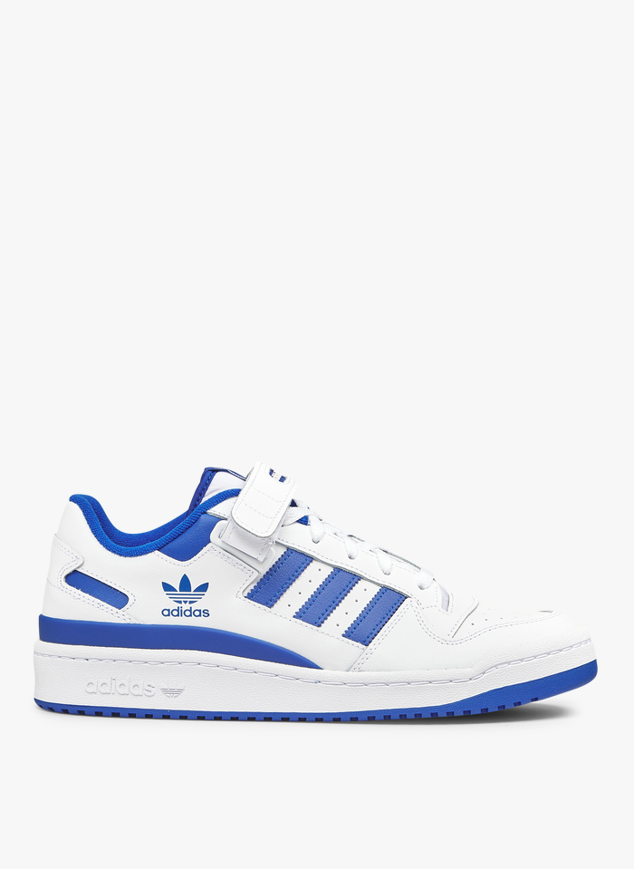 ADIDAS Blue Adidas Forum Low