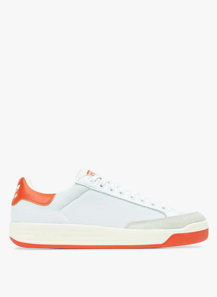 ADIDAS Orange Adidas Rod Laver