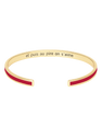 BANGLE UP Rouge Velours Red