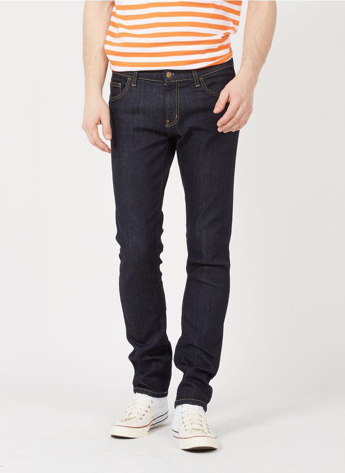 CARHARTT WIP Raw denim Raw slim-fit jeans in stretch cotton
