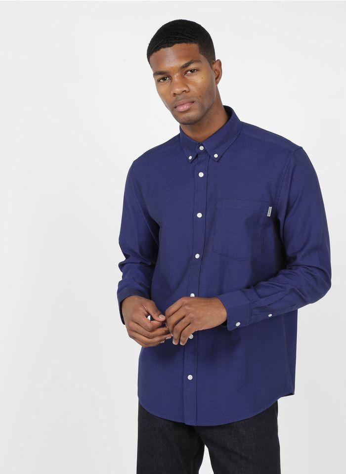 CARHARTT WIP Blue Shirt