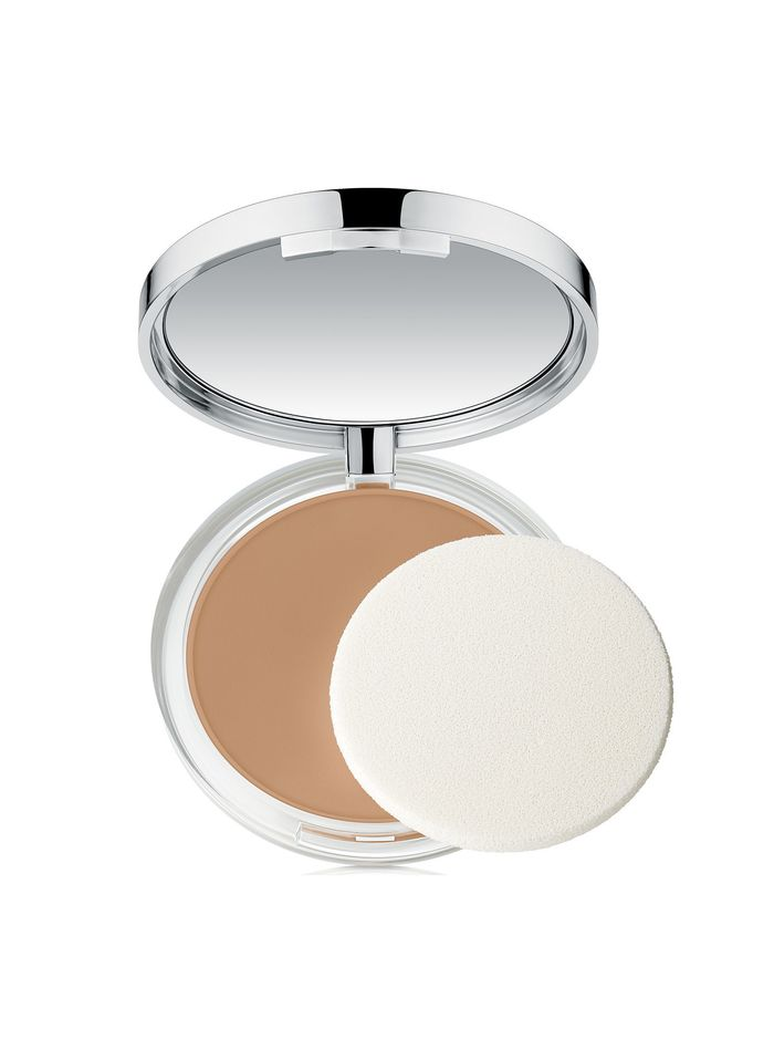 CLINIQUE  - N°6 Deep Almost Powder Makeup Natural Foundation SPF 15