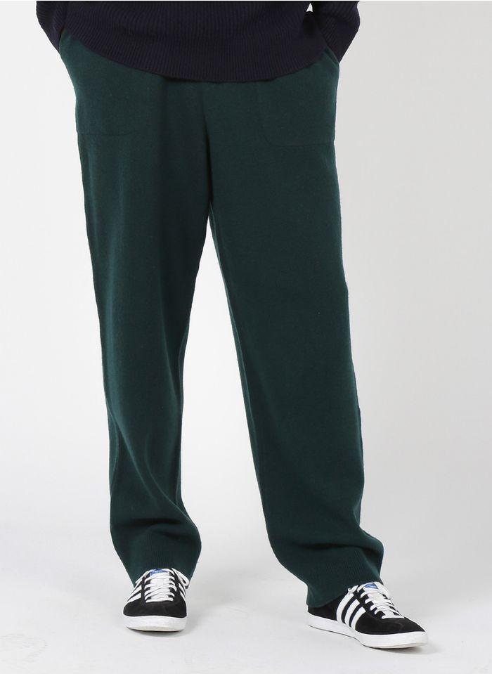CLOSED Green Wool pants