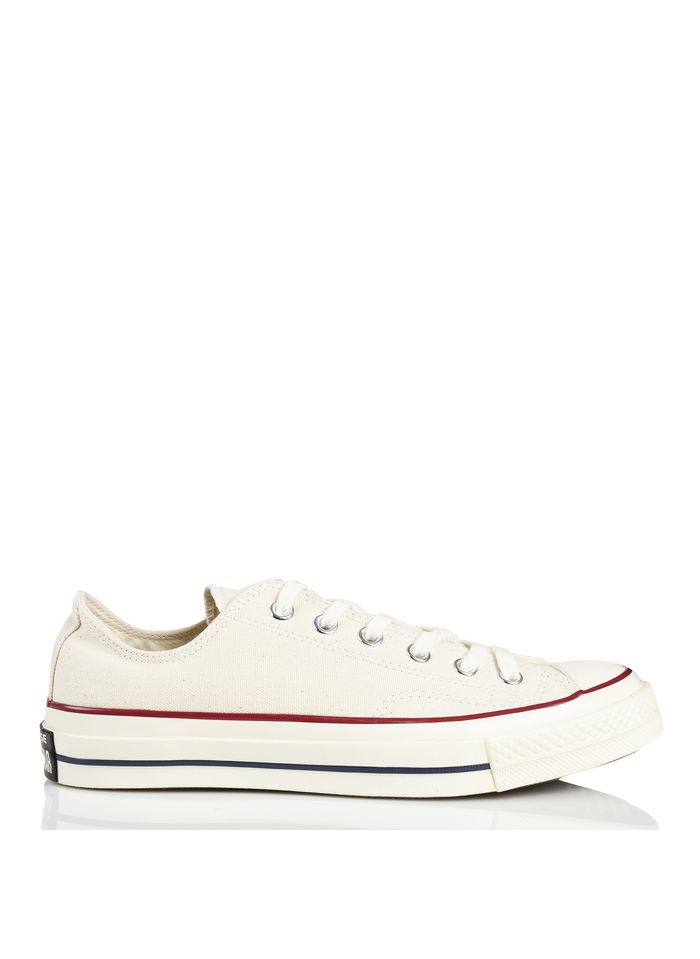 CONVERSE Beige Chuck Taylor All Star apos;70 low canvas trainers