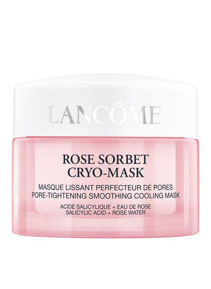 LANCÔME  Rose Sorbet - Pore tightening smoothing mask