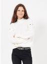 LIU JO Bianco lana White