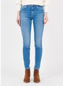 MAISON 123 STONE USED Faded jeans