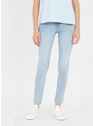 MAISON 123 PURE BLEACHED Faded jeans