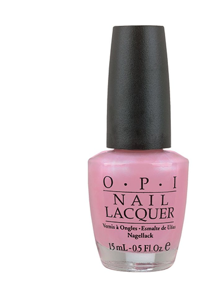 OPI  - NLS79 - ROSY FUTURE Pinks