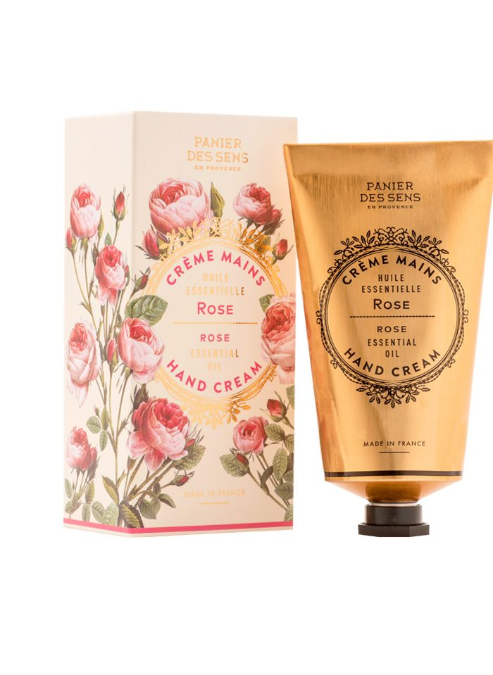 PANIER DES SENS  Rejuvenating Rose - Hand Cream