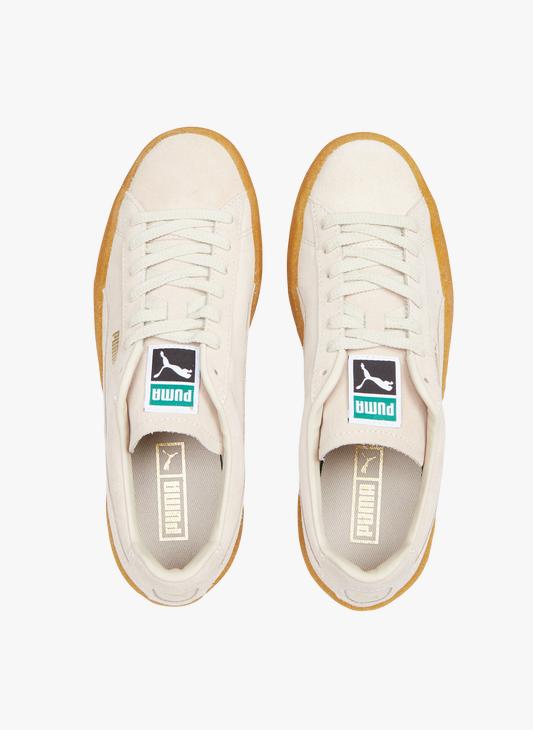 Beige Puma Suede Crepe sneakers