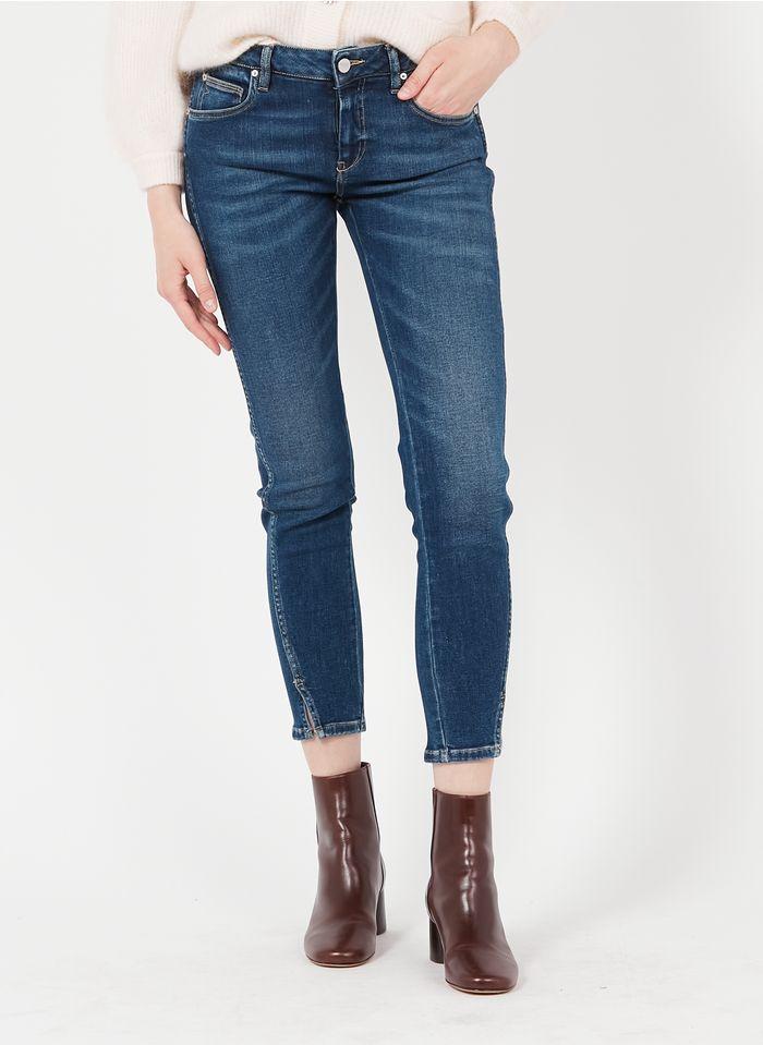 REIKO Faded jeans 7/8 skinny jeans