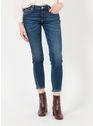 REIKO DENIM V-01 Faded jeans