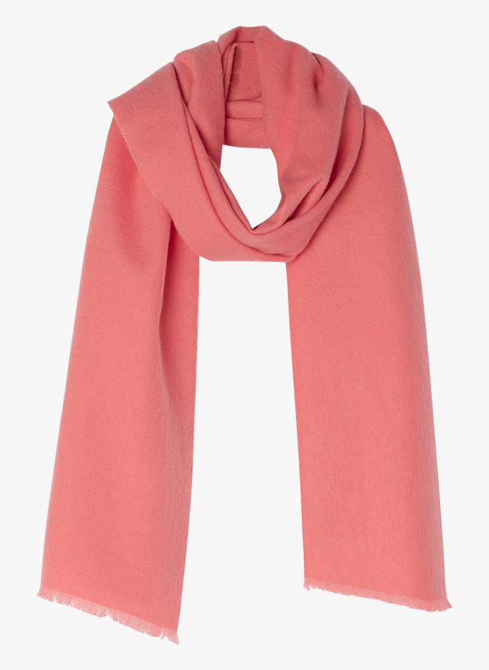 AMERICAN VINTAGE Bufanda de lana en rosa