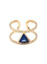 EMMA & CHLOE OR-Lapis Lazuli Dorado