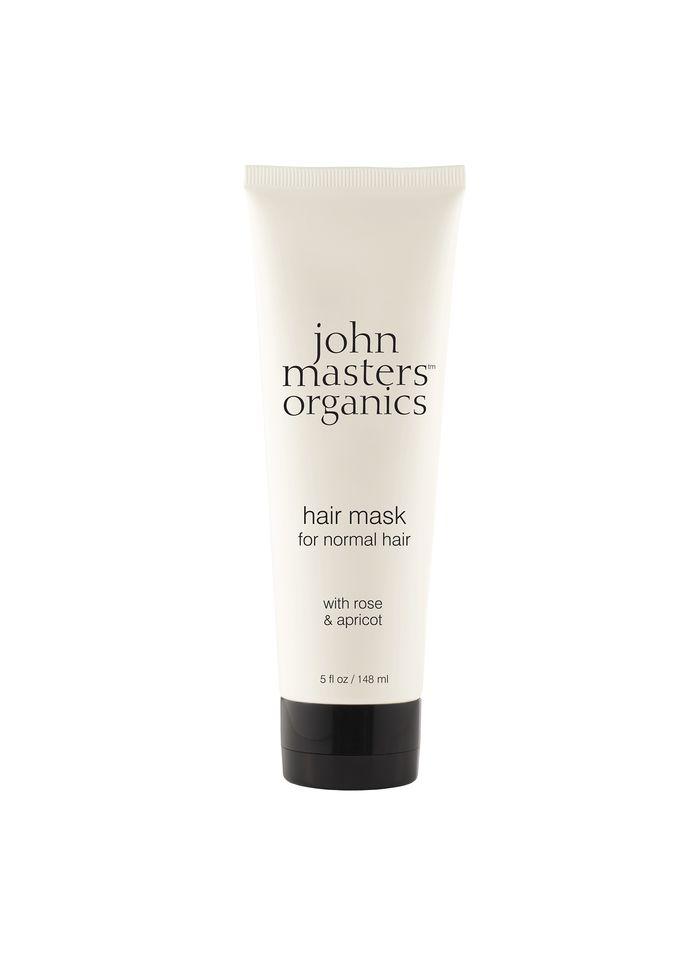 JOHN MASTERS ORGANICS Mascarilla capilar de rosa y albaricoque