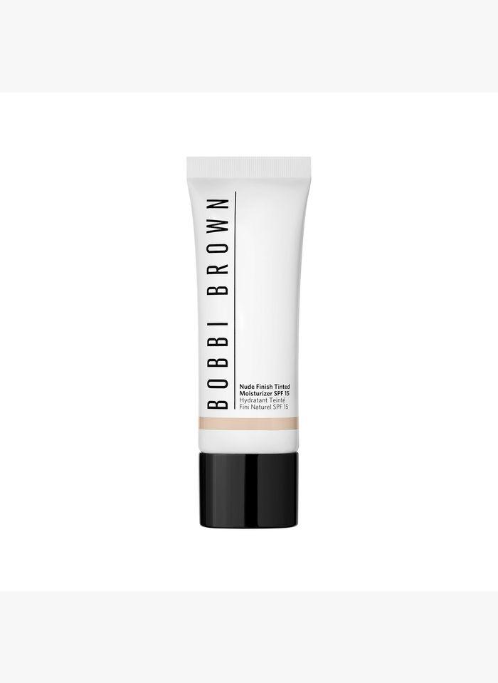 BOBBI BROWN Nude Finish - Hydratant Teinté Nude SPF 15  - 02 Porcelain (N-012)