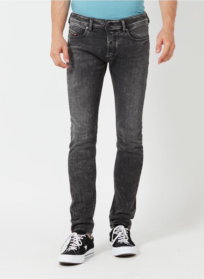 DIESEL Jean skinny Noir