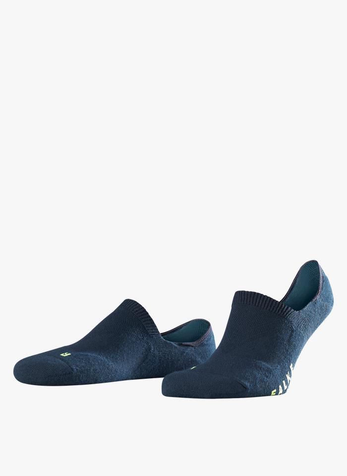 FALKE Chaussettes Cool Kick Bleu