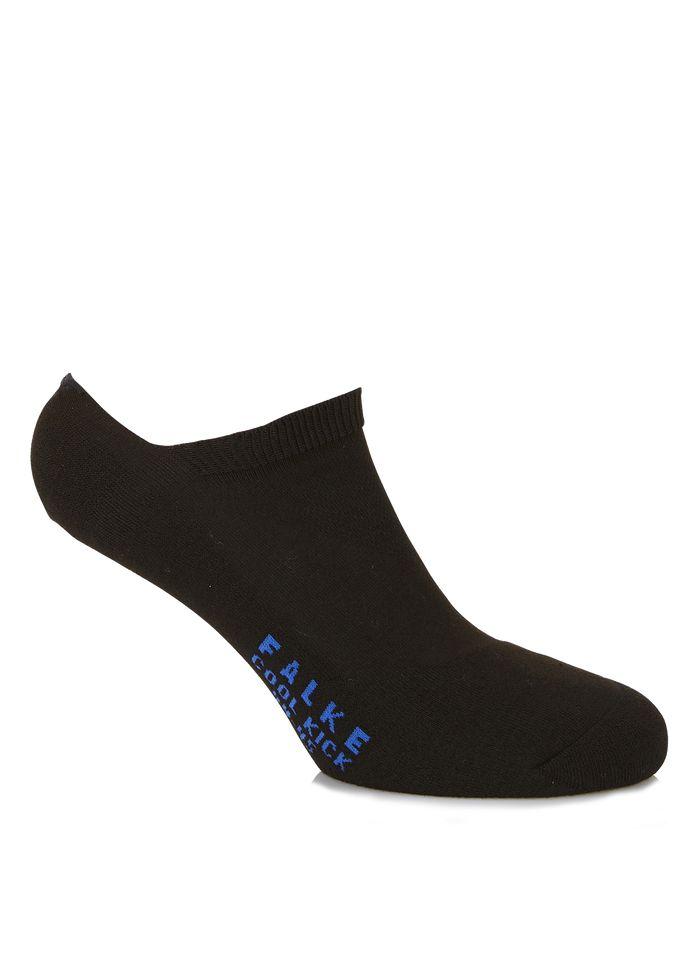 FALKE Chaussettes invisibles Cool Kick Noir