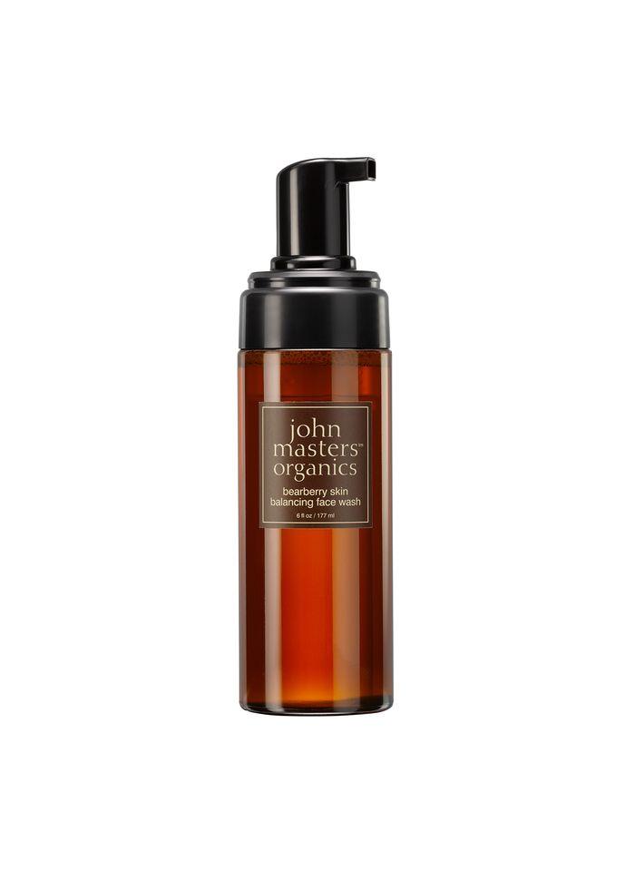 JOHN MASTERS ORGANICS Mousse nettoyante à la busserole pour peau grasse