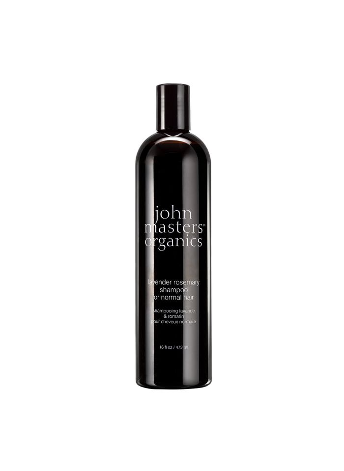 JOHN MASTERS ORGANICS Shampoing lavande  romarin pour cheveux normaux