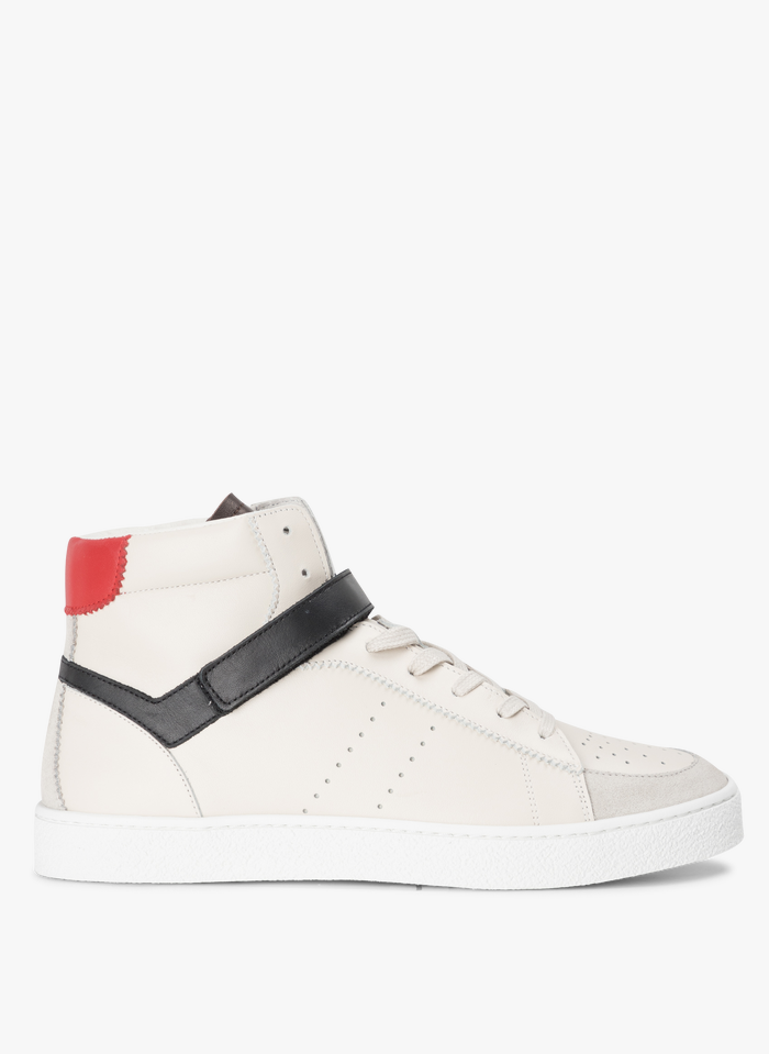 MELLOW YELLOW Baskets montantes  Blanc