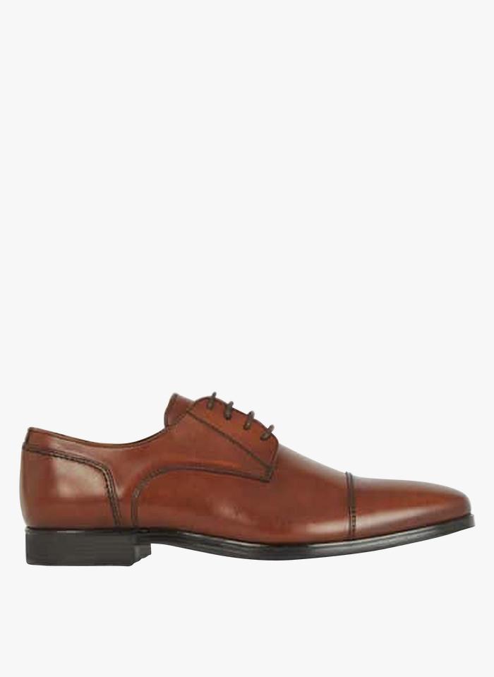MINELLI Chaussures de ville en cuir Marron