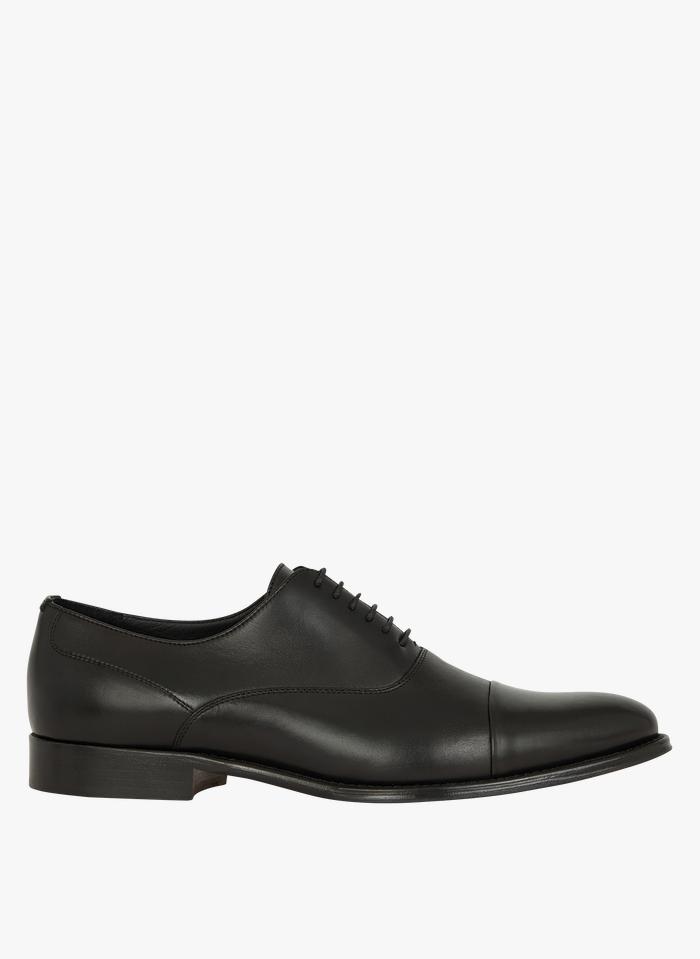 MINELLI Chaussures de ville en cuir Noir