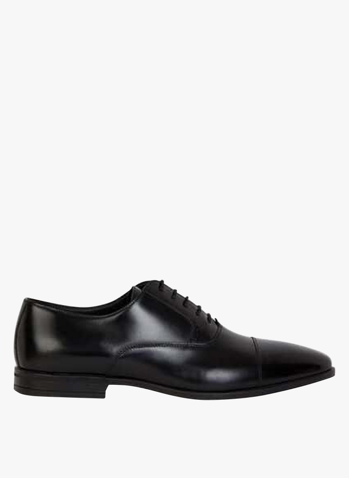 MINELLI Chaussures Richelieu en cuir Noir
