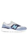 NEW BALANCE NAVY/GREY Bleu