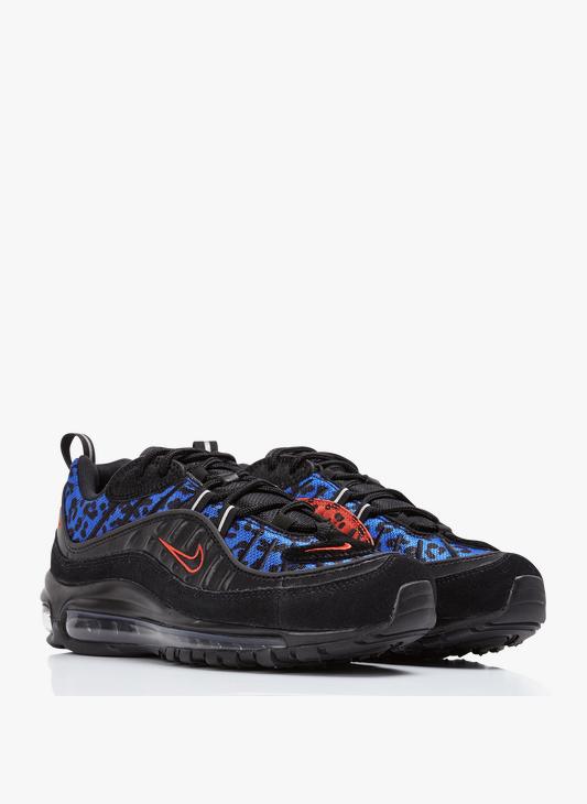 Nike Air Max 98 en toile Noir