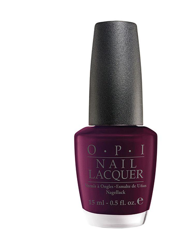 OPI Les Classiques  - NLI43 - BLACK CHERRY CHUTNEY