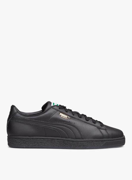 Puma Classic XXI en cuir Noir