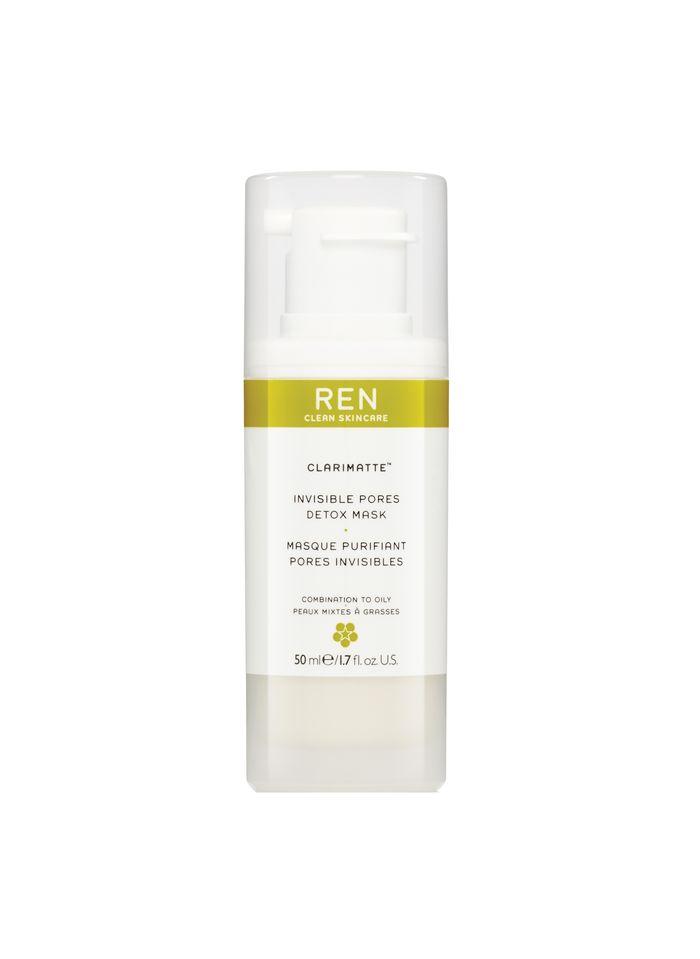 REN SKINCARE Clarimatte Masque Purifiant Pores Invisibles