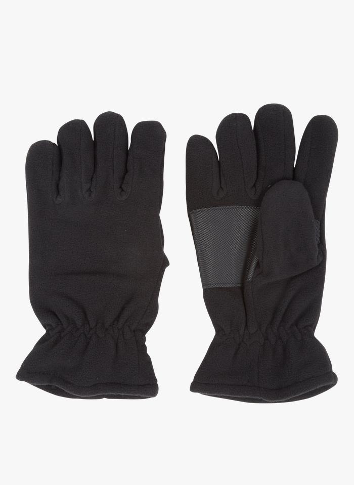 SELECTED Gants Noir