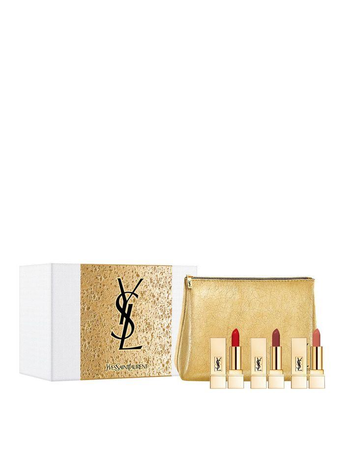 YVES SAINT LAURENT Coffret Cadeau Rouge Pur Couture  - Le Rouge