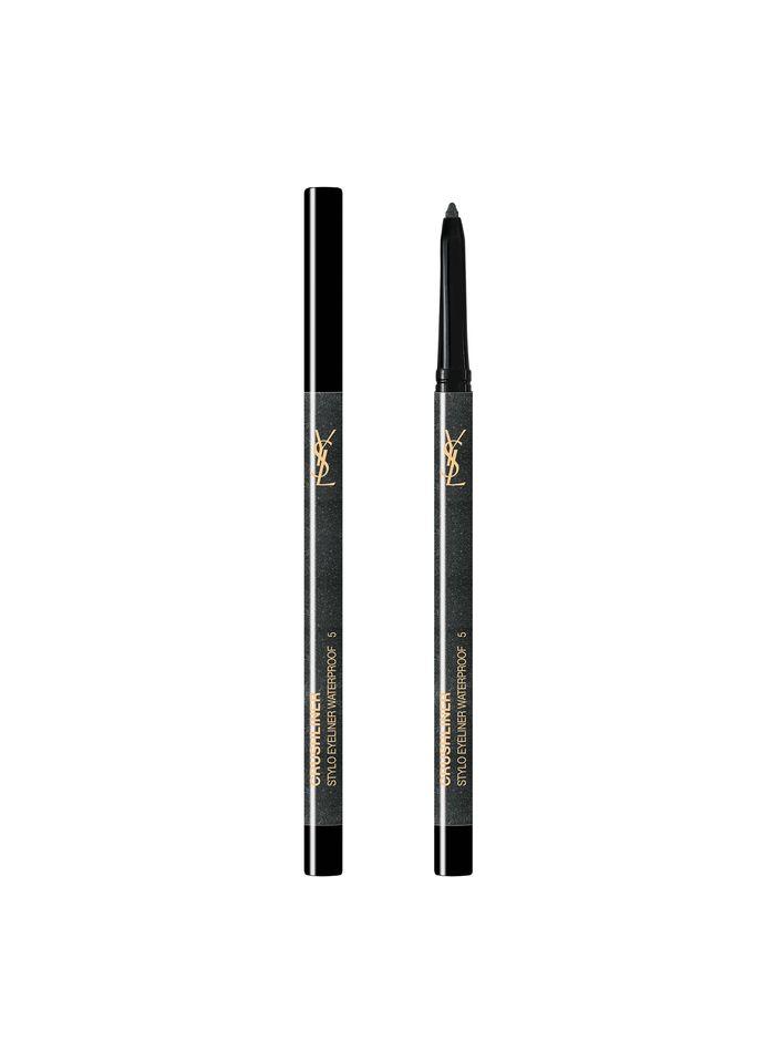 YVES SAINT LAURENT Crushliner Crayon Yeux  - N°5 GRIS TEMPÊTE